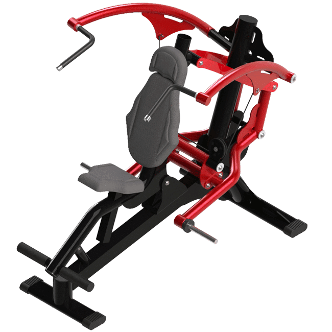 Desenvolvimento de Ombros Bi Articulado - Flex Equipment