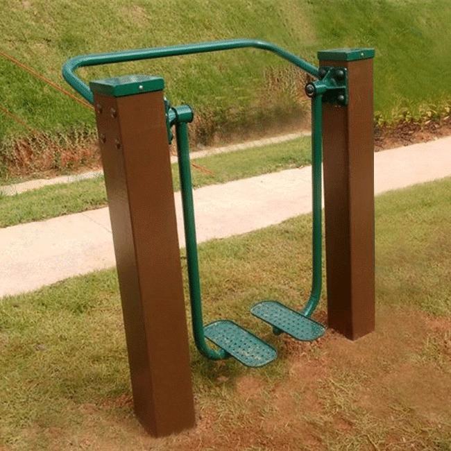 SIMULADOR DE CAMINHADA INDIVIDUAL MADEIRA - Flex Equipment