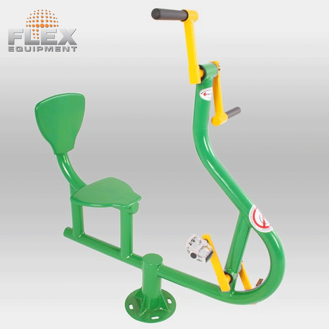 Bicicleta Conjugada - Flex Equipment