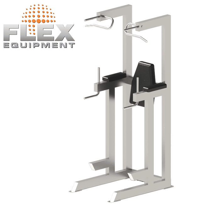 Conjugado 3 em 1 – INOX - Flex Equipment