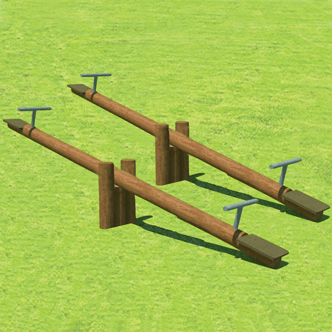 Gangorra Eucalipto Dupla – ME07 - Flex Equipment