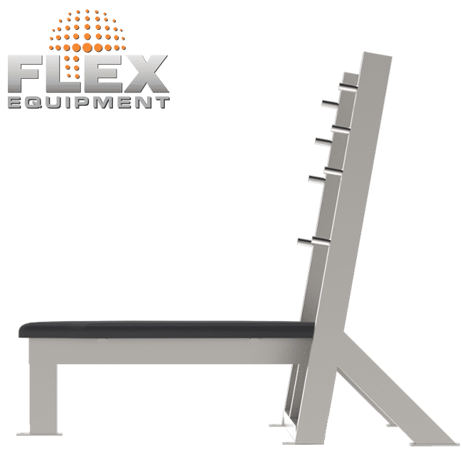 SUPINO RETO – INOX - Flex Equipment