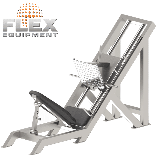 Leg Press – INOX - Flex Equipment