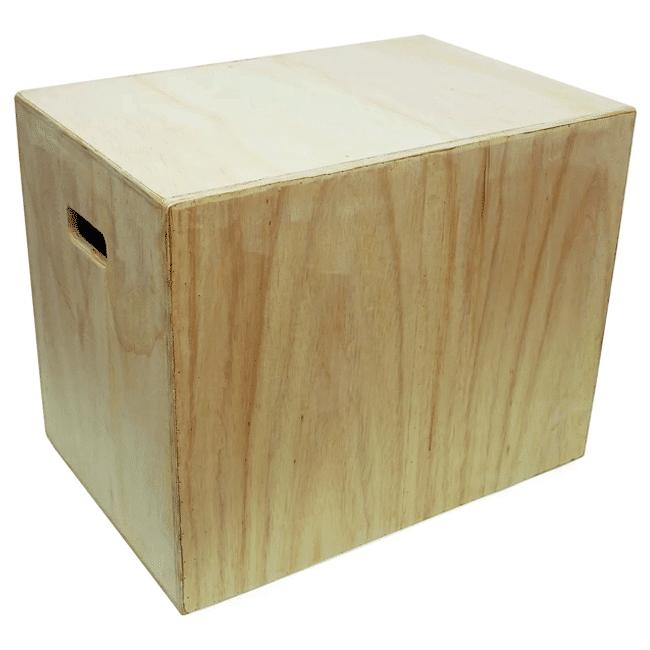Caixa de Salto 3 em 1 - Flex Equipment