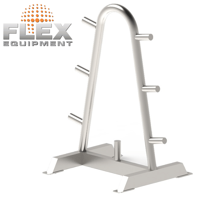 Estante para anilhas – INOX - Flex Equipment