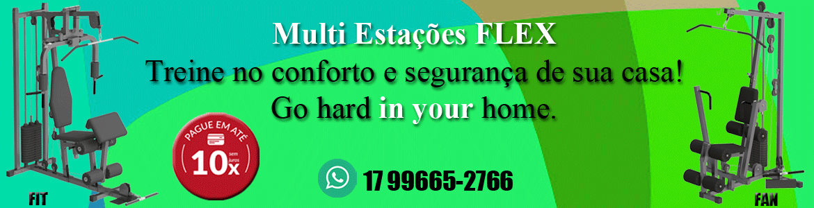 ESTACAO FIT - Flex Equipment