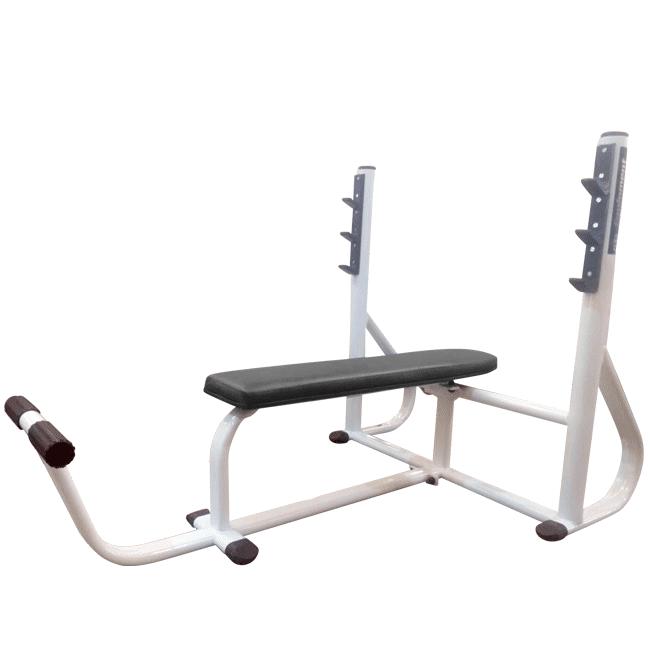 Supino Reto Com Apoio de Barras - Flex Equipment