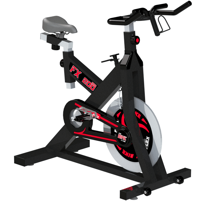 Bicicleta Spinning FX-200 - Flex Equipment