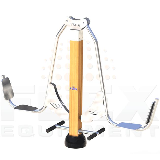 Exercitador de Pernas Duplo – EXCLUSIVE - Flex Equipment