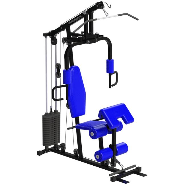 02 – MULTI ESTAÇÃO FIT-e - Flex Equipment