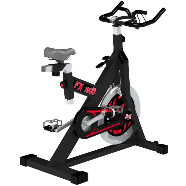 Bicicleta Spinning FX 200 PAINEL - Flex Equipment
