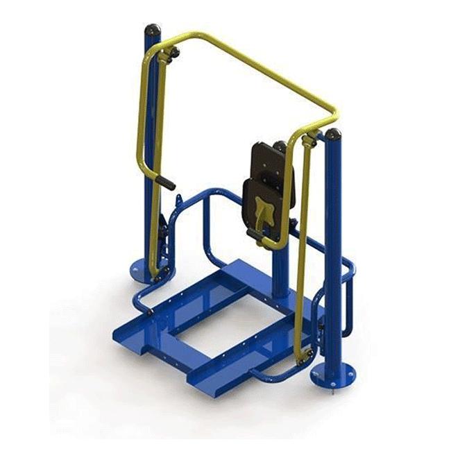 SUPINO COM ELEVAÇÃO – HIBRIDO - Flex Equipment