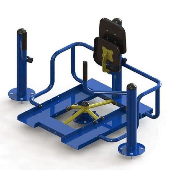 TWIST – HIBRIDO - Flex Equipment